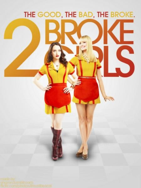 Watch Movie 2-broke-girls-season-4