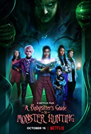 Watch Movie a-babysitter-s-guide-to-monster-hunting