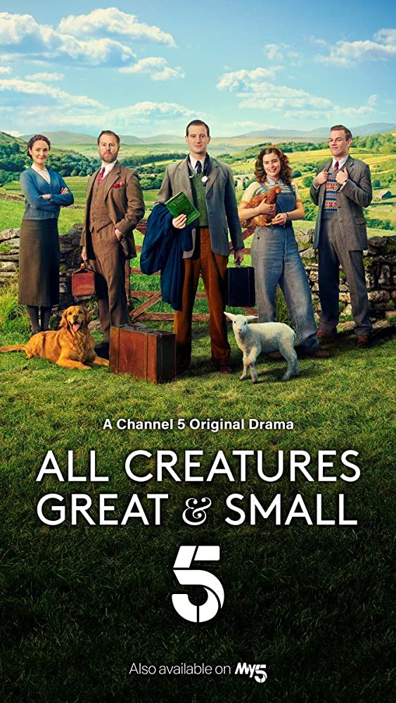 Watch Movie all-creatures-great-and-small-2020-season-1