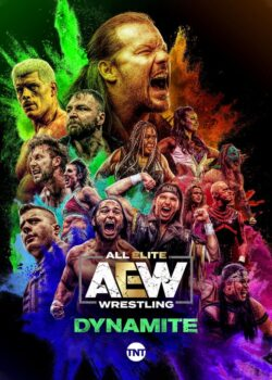 Watch Movie all-elite-wrestling-dynamite-season-1