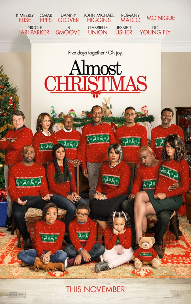 Watch Movie almost-christmas