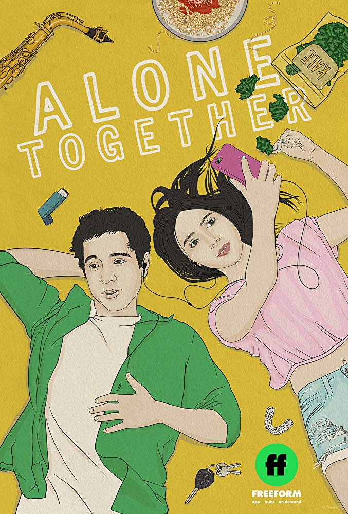 Watch Movie alone-together-season-2