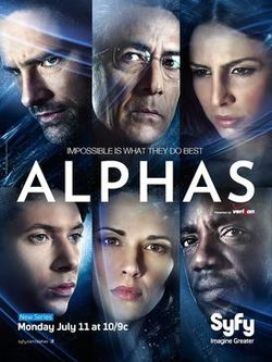 Watch Movie alphas-season-1