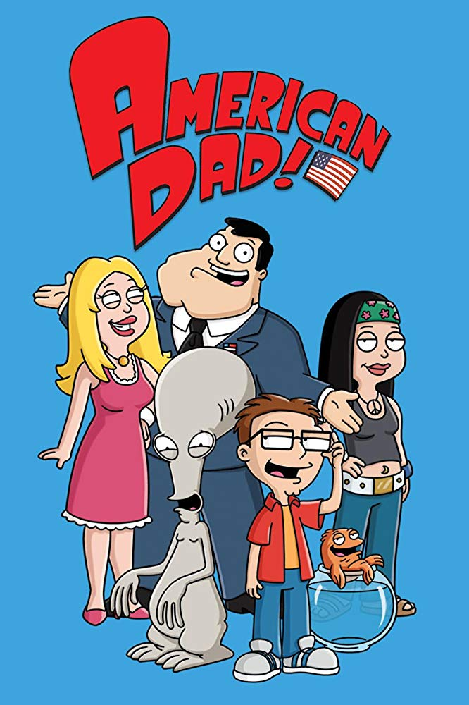 Watch Movie american-dad-season-1