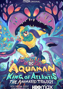 Aquaman: King of Atlantis – Season 1
