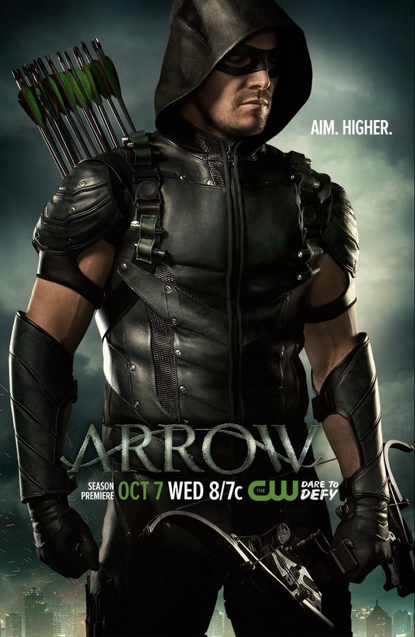 Watch Movie arrow-season-4