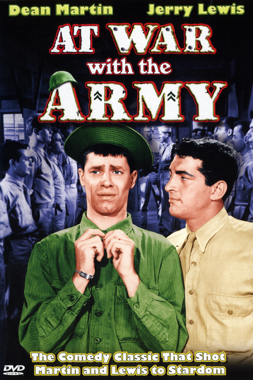 Watch Movie at-war-with-the-army