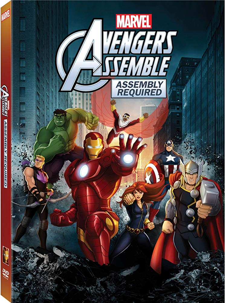 Watch Movie avengers-assemble-season-1