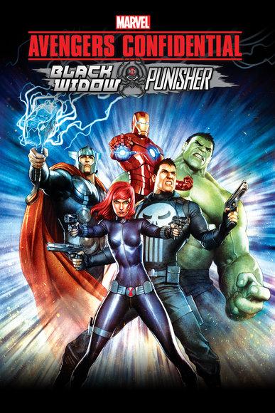 Watch Movie avengers-confidential-black-widow-punisher