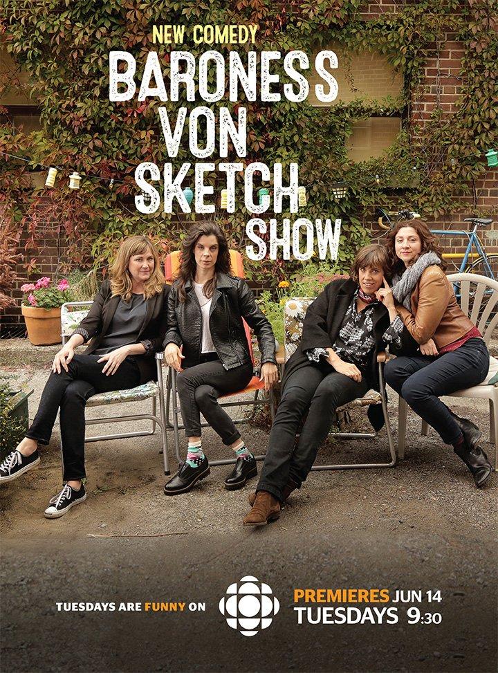 Watch Movie baroness-von-sketch-show-season-2