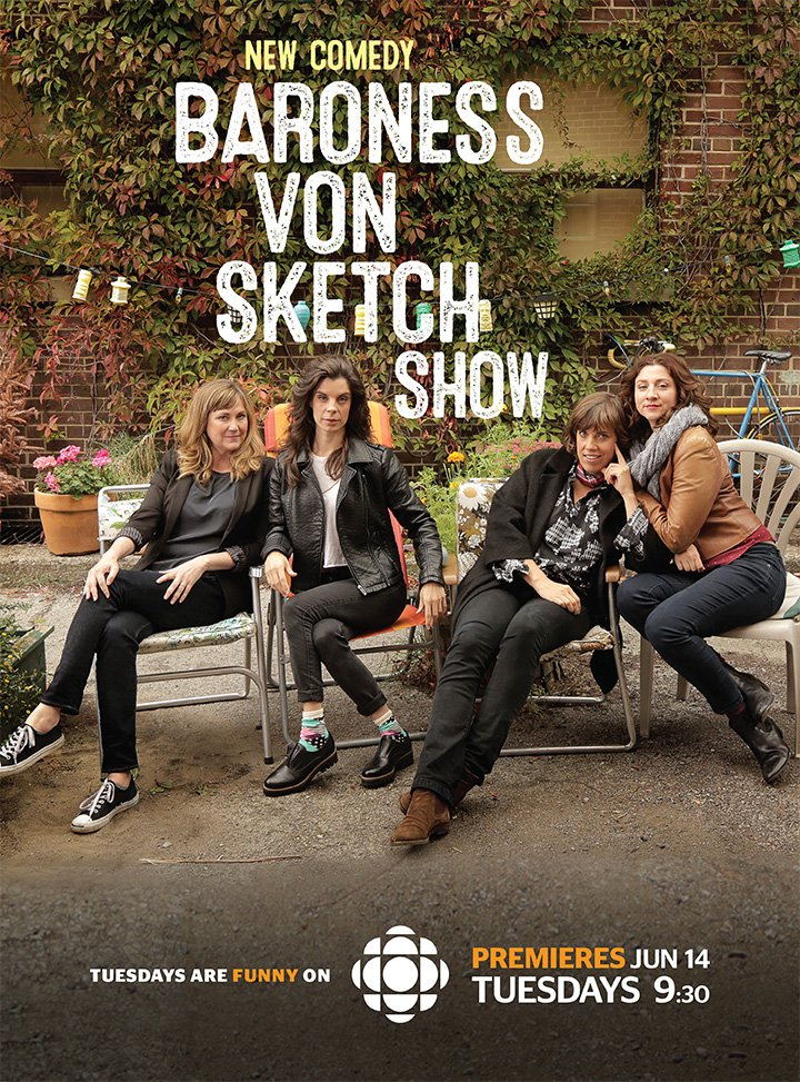 Watch Movie baroness-von-sketch-show-season-3