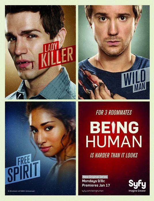 Being Human Us – Season 3