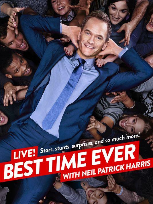 Watch Movie best-time-ever-with-neil-patrick-harris-season-1