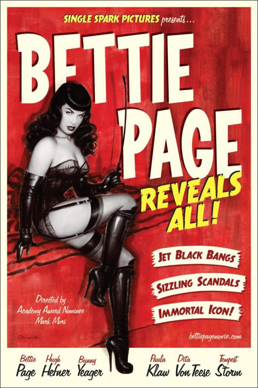 Watch Movie bettie-page-reveals-all