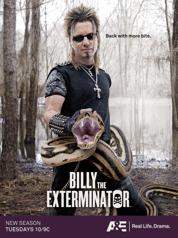 Billy the Exterminator – Season 7
