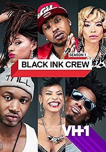 Black Ink Crew - Season 2