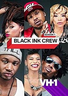 Black Ink Crew - Season 3