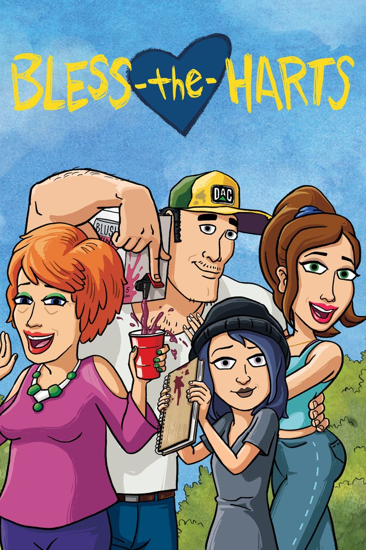Watch Movie bless-the-harts-season-2