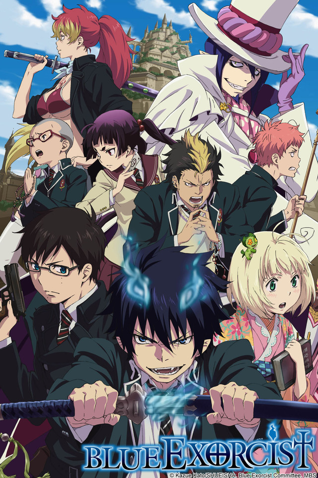 Watch Movie blue-exorcist