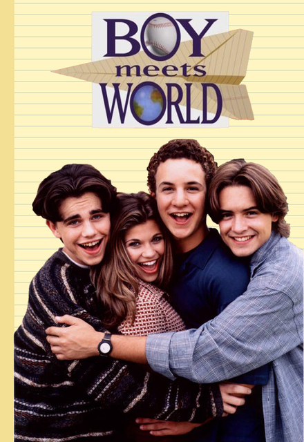Watch Movie boy-meets-world-season-4