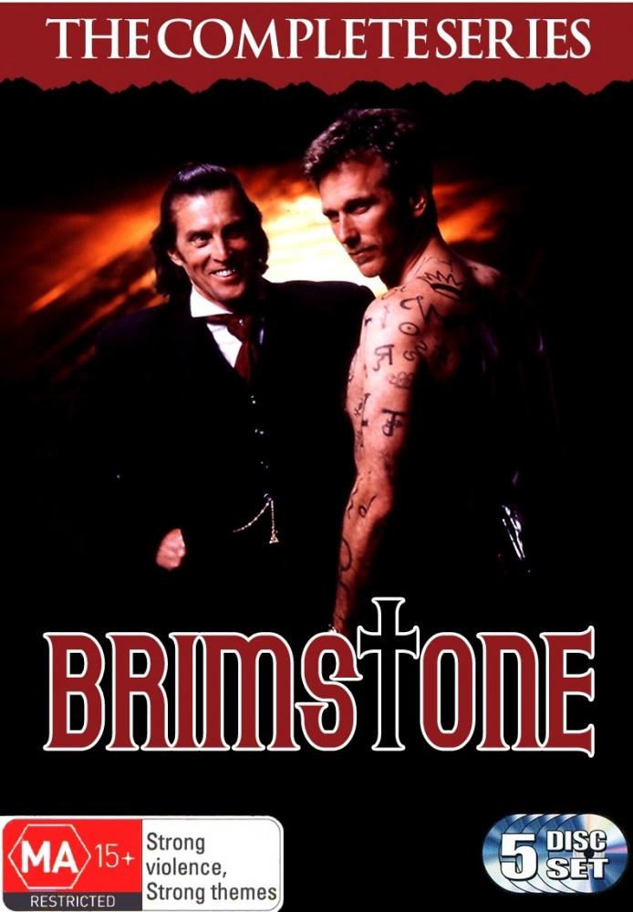 Watch Movie brimstone-season-1