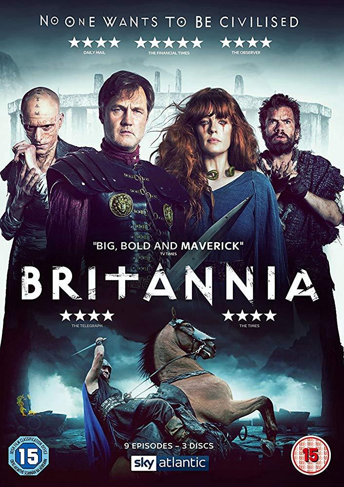 Watch Movie britannia-season-2