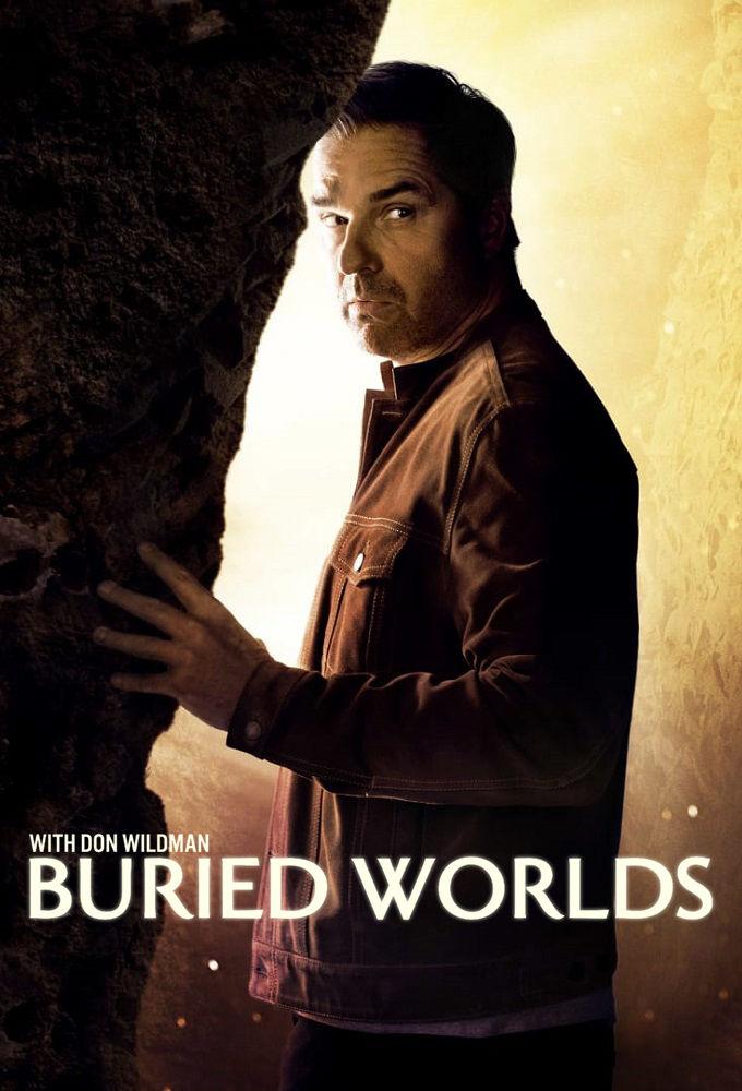 Watch Movie buried-worlds-with-don-wildman-season-1
