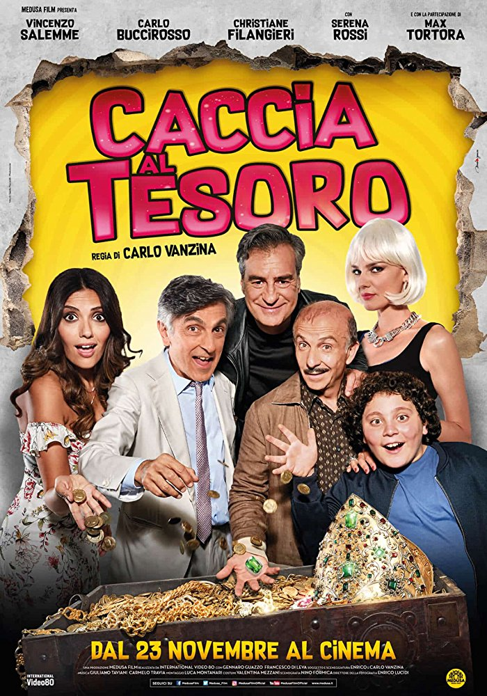 Watch Movie caccia-al-tesoro