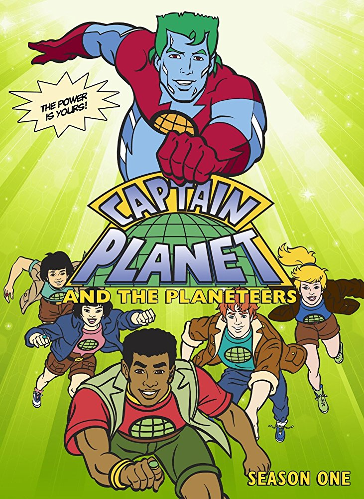 Watch Movie captain-planet-and-the-planeteers-season-1