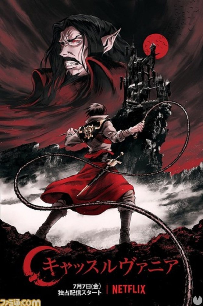Watch Movie castlevania-season-1