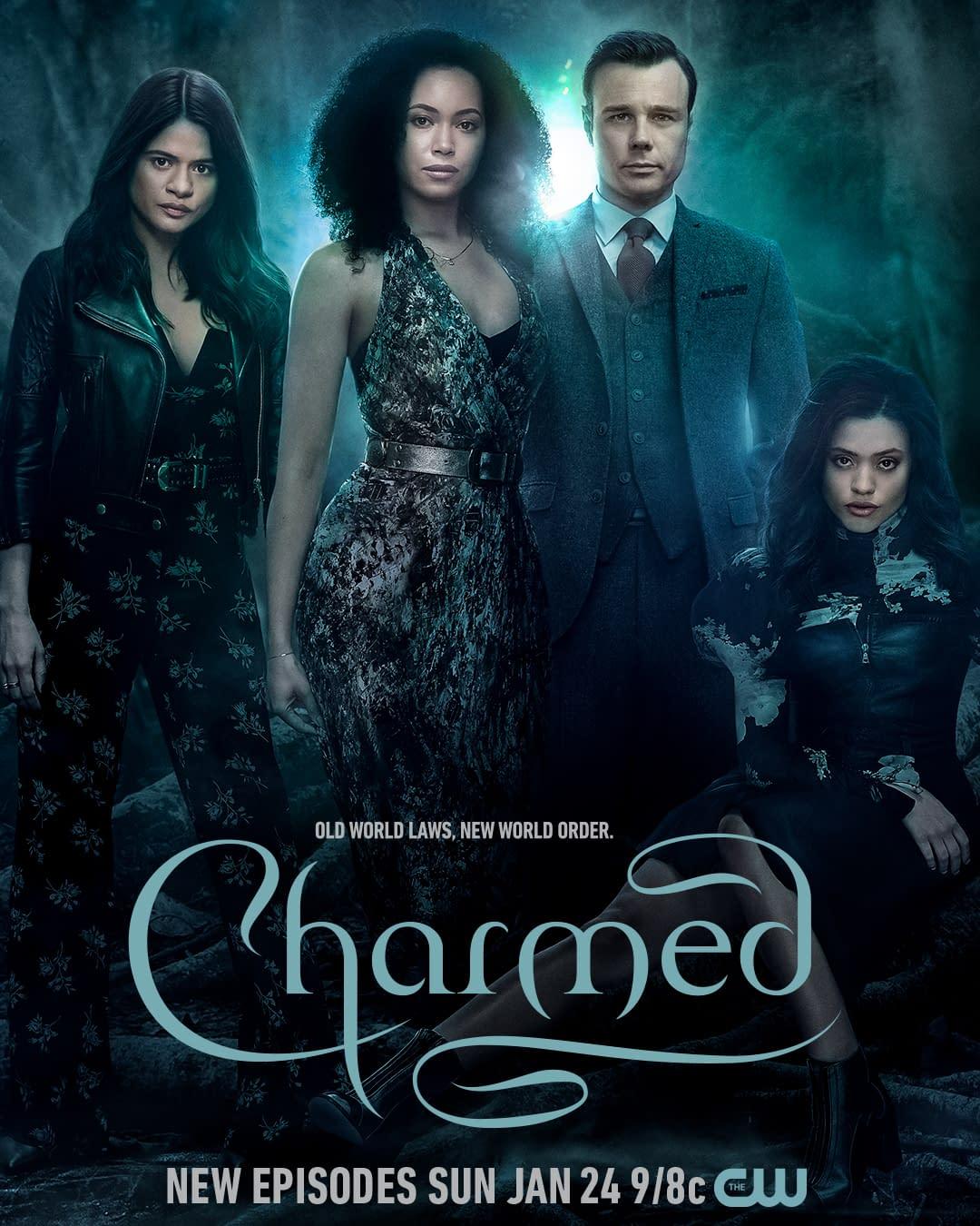 Watch Movie charmed-2018-season-3