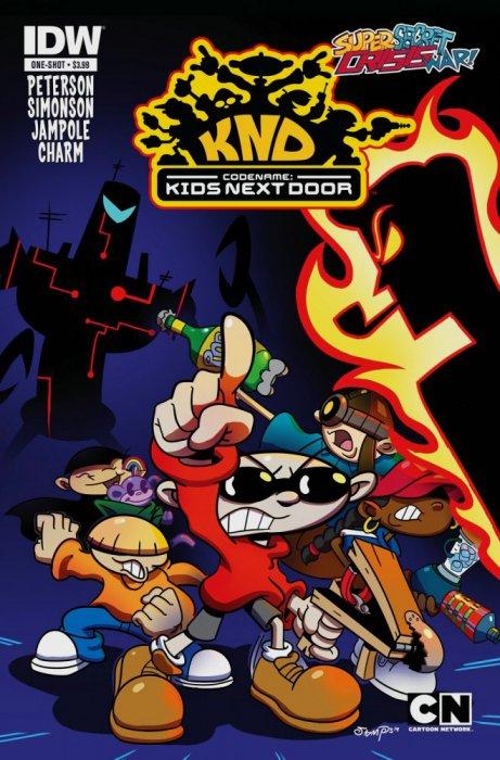 Watch Movie codename-kids-next-door-season-3