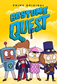 Watch Movie costume-quest-season-1