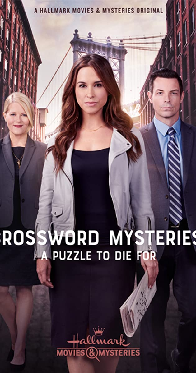 Crossword Mysteries - Season 1