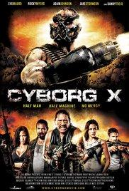 Watch Movie cyborg-x
