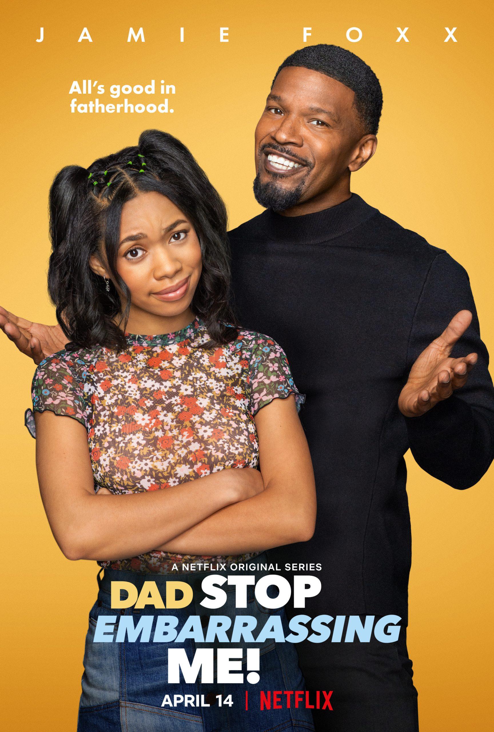 Watch Movie dad-stop-embarrassing-me-season-1