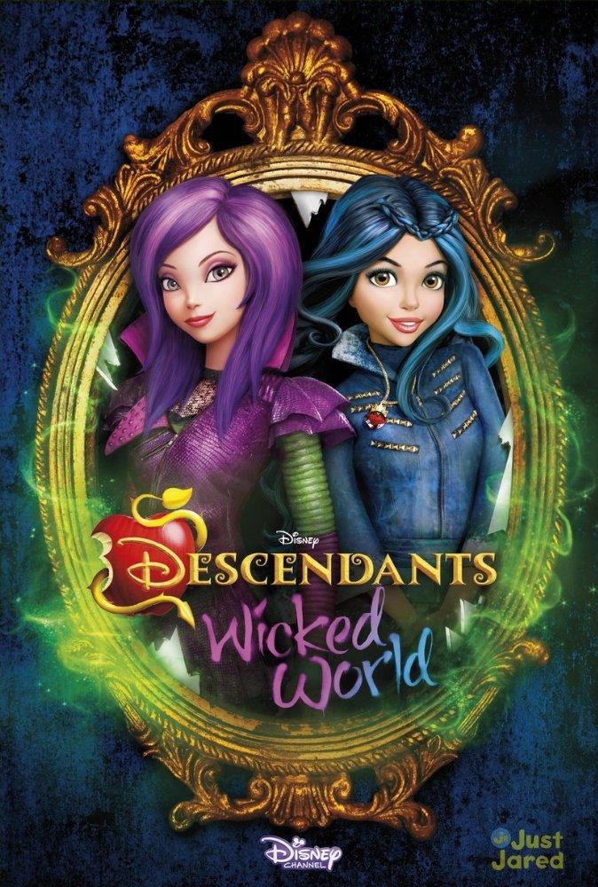 Watch Movie descendants-wicked-world-season1
