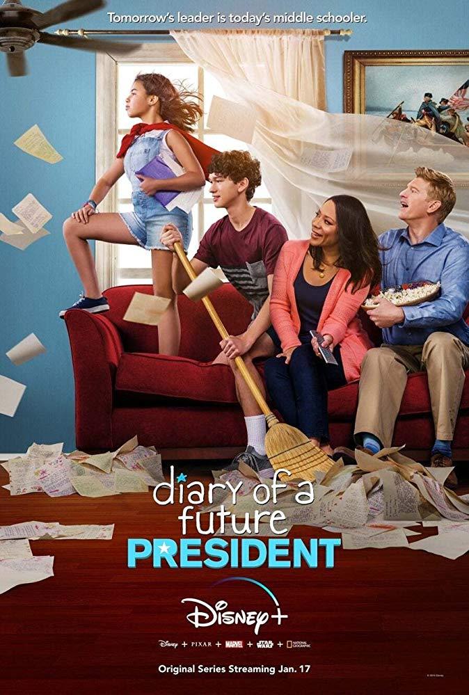 Watch Movie diary-of-a-future-president-season-1