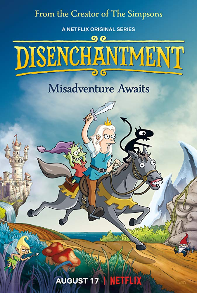 Watch Movie disenchantment-season-1