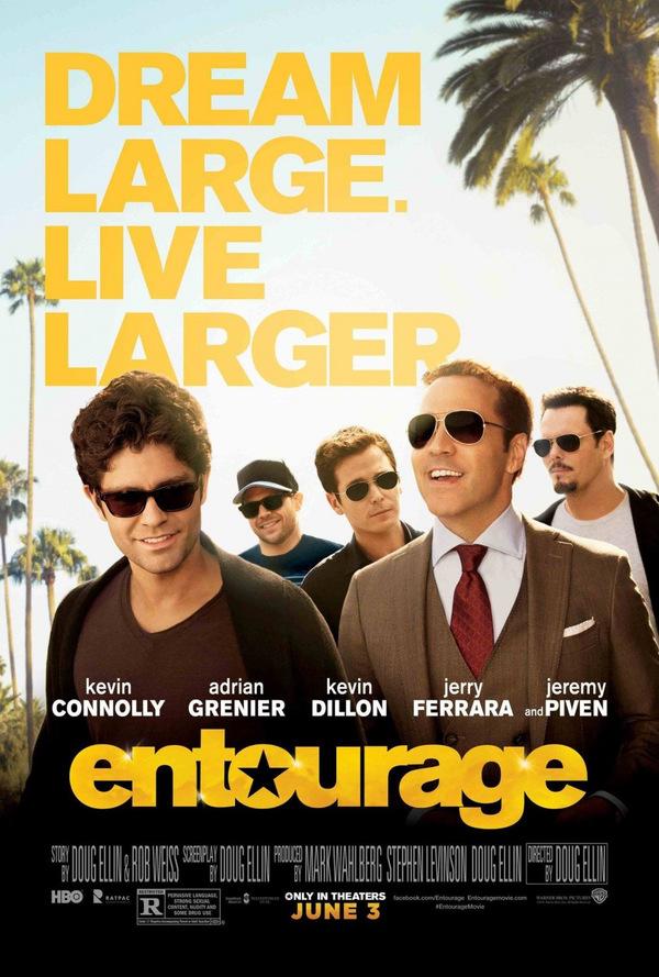 Watch Movie entourage