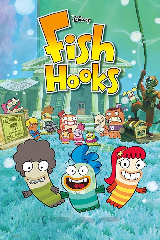 Watch Movie fish-hooks-season-1