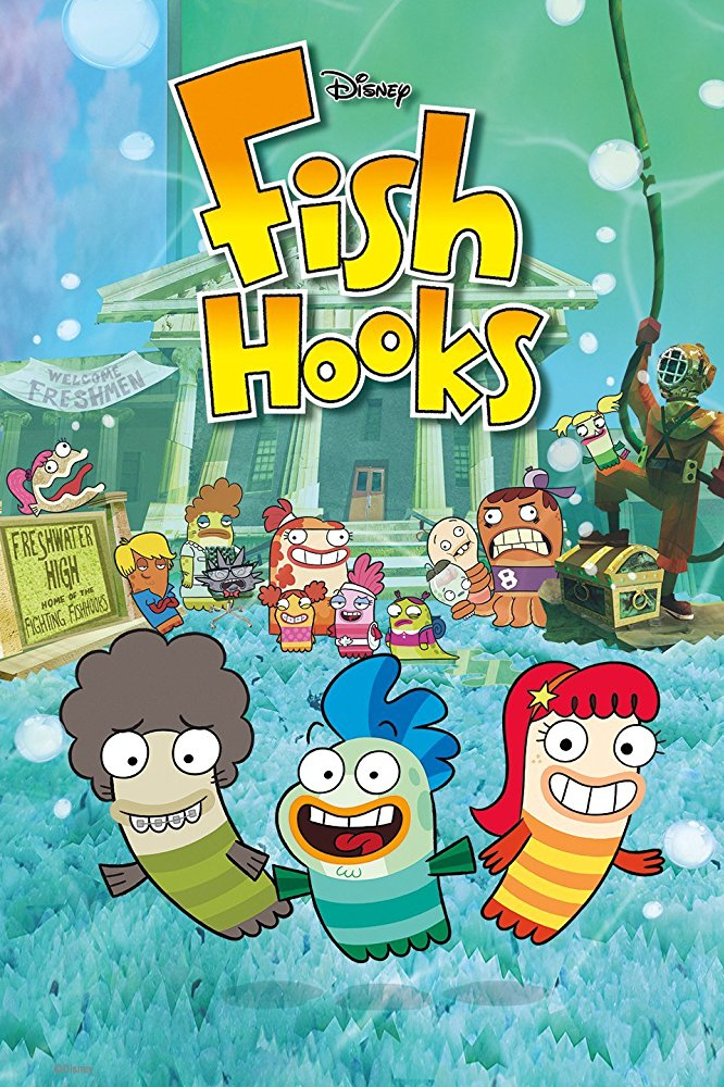 Watch Movie fish-hooks-season-2