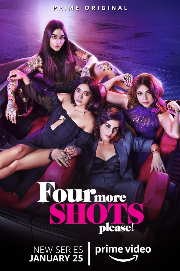 Four More Shots Please – Season 1