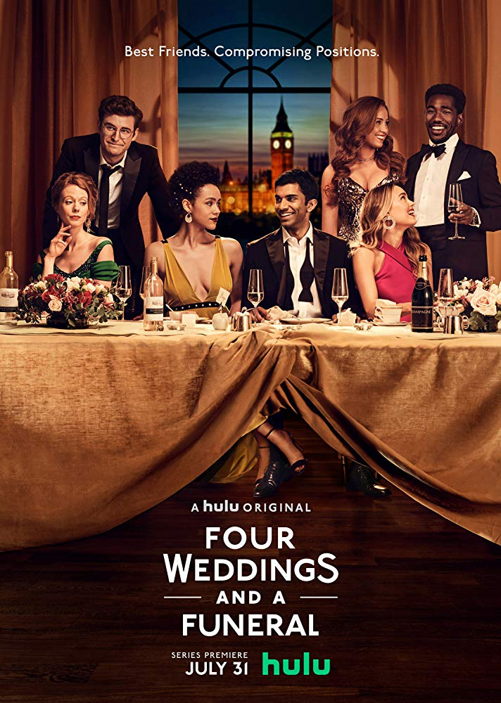 Watch Movie four-weddings-and-a-funeral-season-1