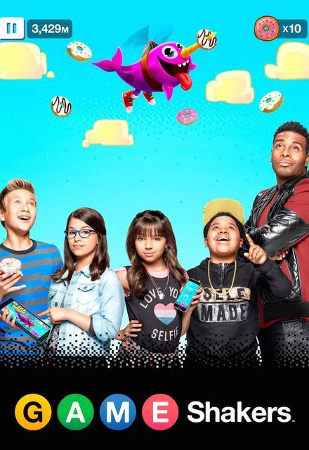 Watch Movie game-shakers-season-1