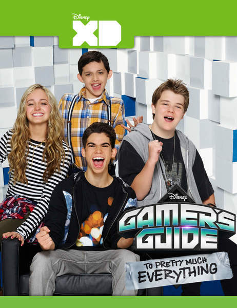 Watch Movie gamer-s-guide-to-pretty-much-everything-season-2