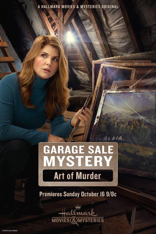 Watch Movie garage-sale-mystery-the-art-of-murder