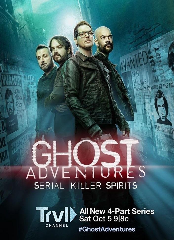 Ghost Adventures: Serial Killer Spirits - Season 1