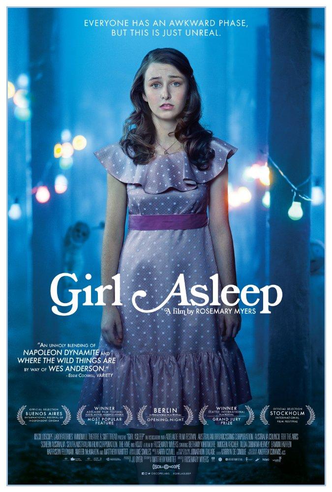 Watch Movie girl-asleep