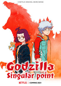 Godzilla Singular Point – Season 1